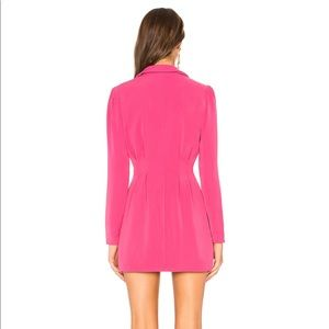 Lovers + Friends Dresses - Lovers and Friends City Blazer Dress